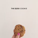$250 Chocolate Chunk Cookie {A Thermomix Recipe}