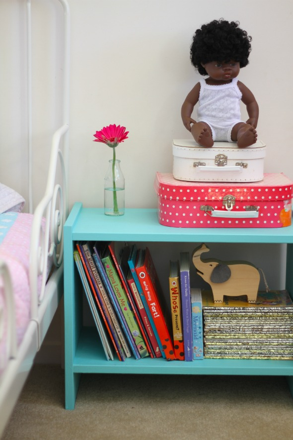 How To Make A 20 Bedside Table For The Kids Room