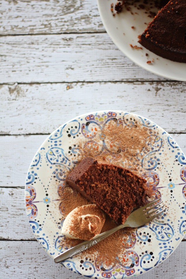 Donna Hay Chocolate Cake One Bowl