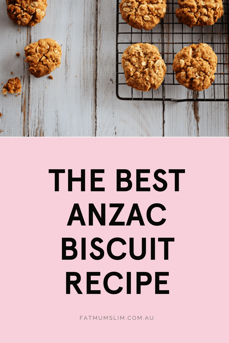 The Best ANZAC Biscuit Recipe