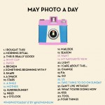 May Photo A Day: A challenge that will change your life