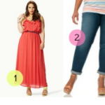 Top 5: My fave plus-size maternity pieces {+ where to shop if you're curvy & expecting}