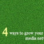 4 easy ways: How to grow your social media networks