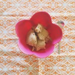3 ingredient: Instant dairy-free banana & macadamia ice-cream