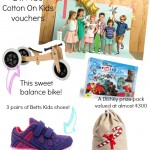 Day 4: A sweet selection of kids stuff including Disney, Cotton On Kids & so much more