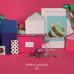 Day 8: A huge gaggle of goodies from Papier Damour