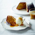 Peter Gilmore's Banana Pudding with Butterscotch Sauce