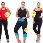 Top 5: Exercise gear for the curvy fashionista