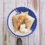 Oh sweet jaffle! Easy peasy apple pies
