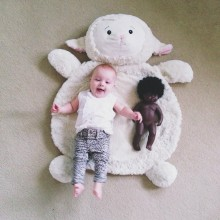 Letter to Luella: 6 months old