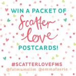 Win a set of Scatter Love cards