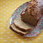 Breakfast recipe: Gluten-free & dairy-free banana bread