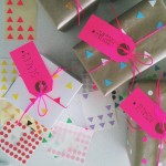 Make your own fun gift wrap