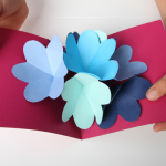Mother's Day Craft: Make a Thanks A Bunch Card