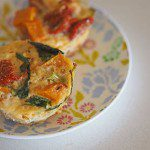 Rebel's delicious egg-y quiche-y things {better than they sound}
