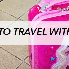 How to travel with kids and not go kerazy