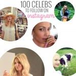 Celebrities on Instagram 2014: The best accounts to follow