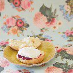 Scone for one: Just three ingredients!