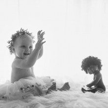 Letter to Luella: One year old