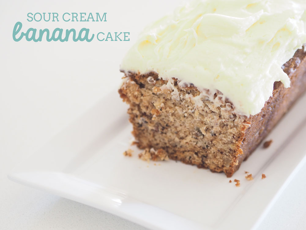 banana-cake-with-sour-cream