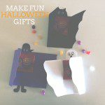 Trick or treat: How to make Halloween gifts