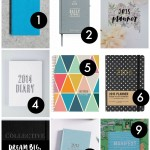The very best diaries for 2015