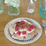Nigella Lawson's mini chocolate pavlovas