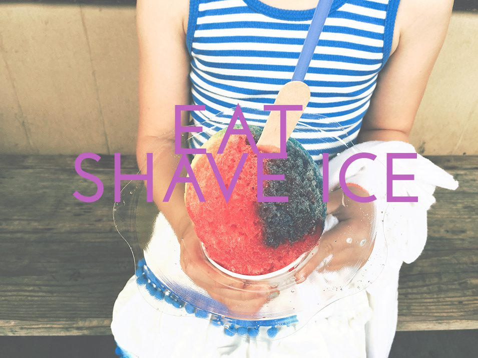 shave-ice