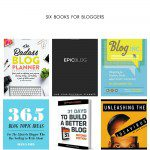 Blog Books: 6 books you need to grow your blog
