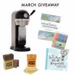 March Giveaway: Kitchenaid, Colouring-in, chocolates and inspiration!