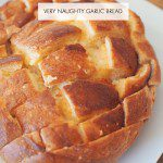 Naughty garlic bread recipe: Eat now, diet later