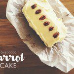 Oh-so-good carrot cake
