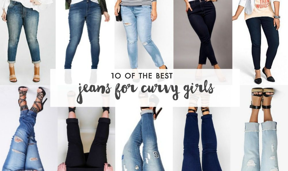 10 of the best jeans for curvy girls