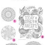 Five of the best: Adult colouring-in printables