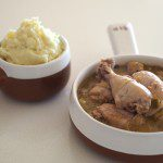 Chicken, leek and mushroom slow cooker casserole recipe