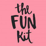 Want a FREE fun kit? Here's how to get one.