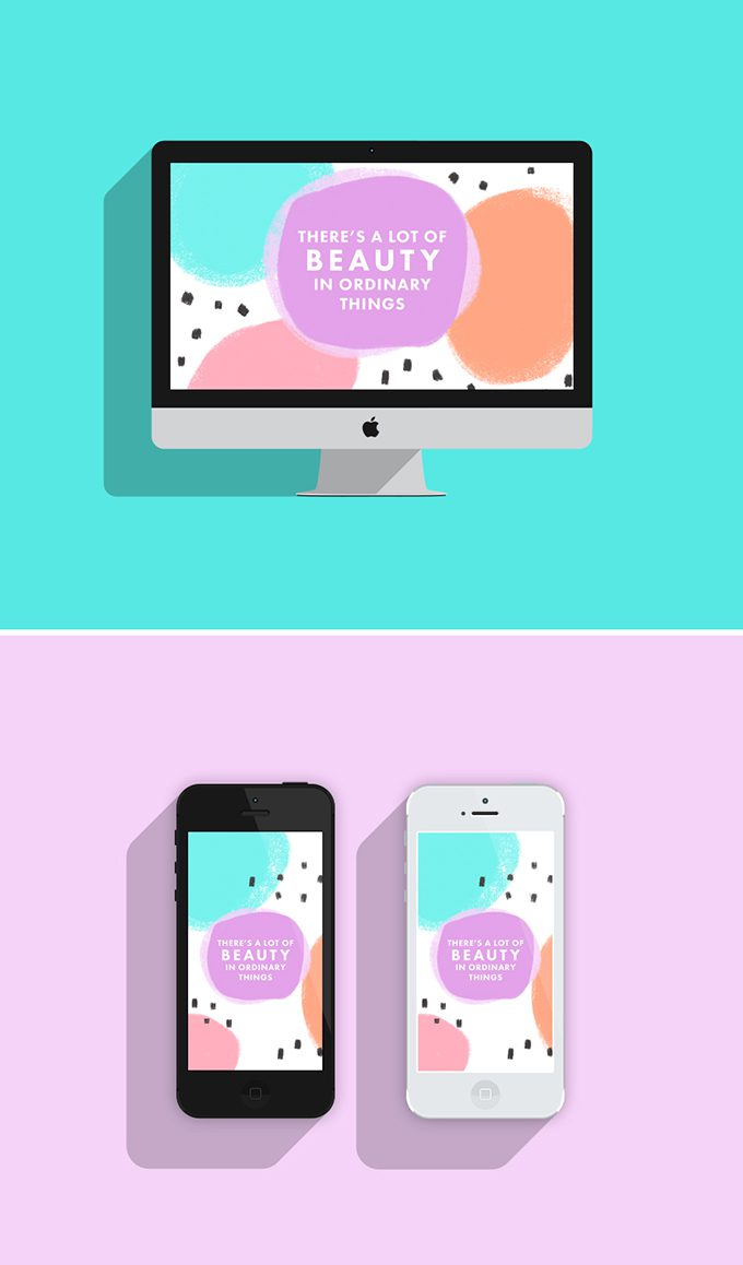 BEAUTY-full desktop and phone wallpaper
