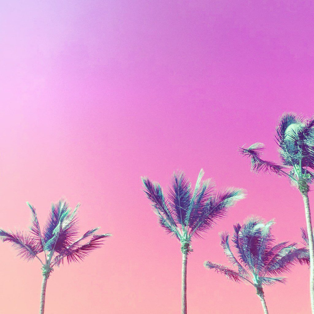 How to create candy-coloured photos