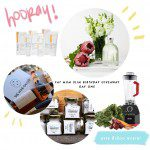 Fat Mum Slim Birthday Giveaway: Day One {over $1800 worth of goodies}