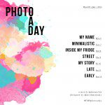 Photo A Day Challenge // Week 28