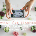 What I've learned: Releasing a popular iPhone App