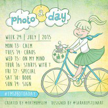 Photo A Day Challenge // Week 29