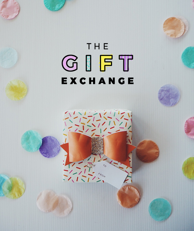 The Gift Exchange 2015 - Fat Mum Slim - Join us for a feel good project where we send gifts around the world to new friends.