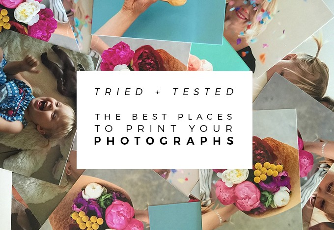 best places to print photos