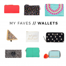 My Faves: The wallets I want to own