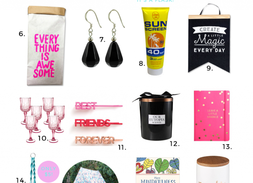 25 gifts for under $25