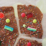 No-bake Christmas Chocolate Bark Recipe