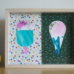 DIY: Awesomely easy ice cream artworks