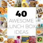 40 deliciously awesome lunch box ideas