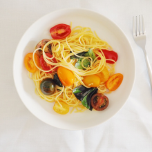Simple Summer Spaghetti Recipe